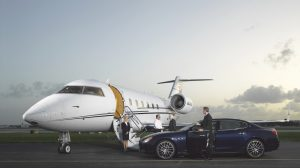 Hire private jet charter