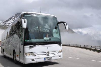 Coach rental service