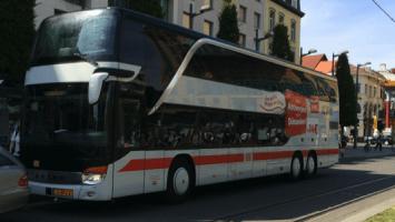 bus naar Londen