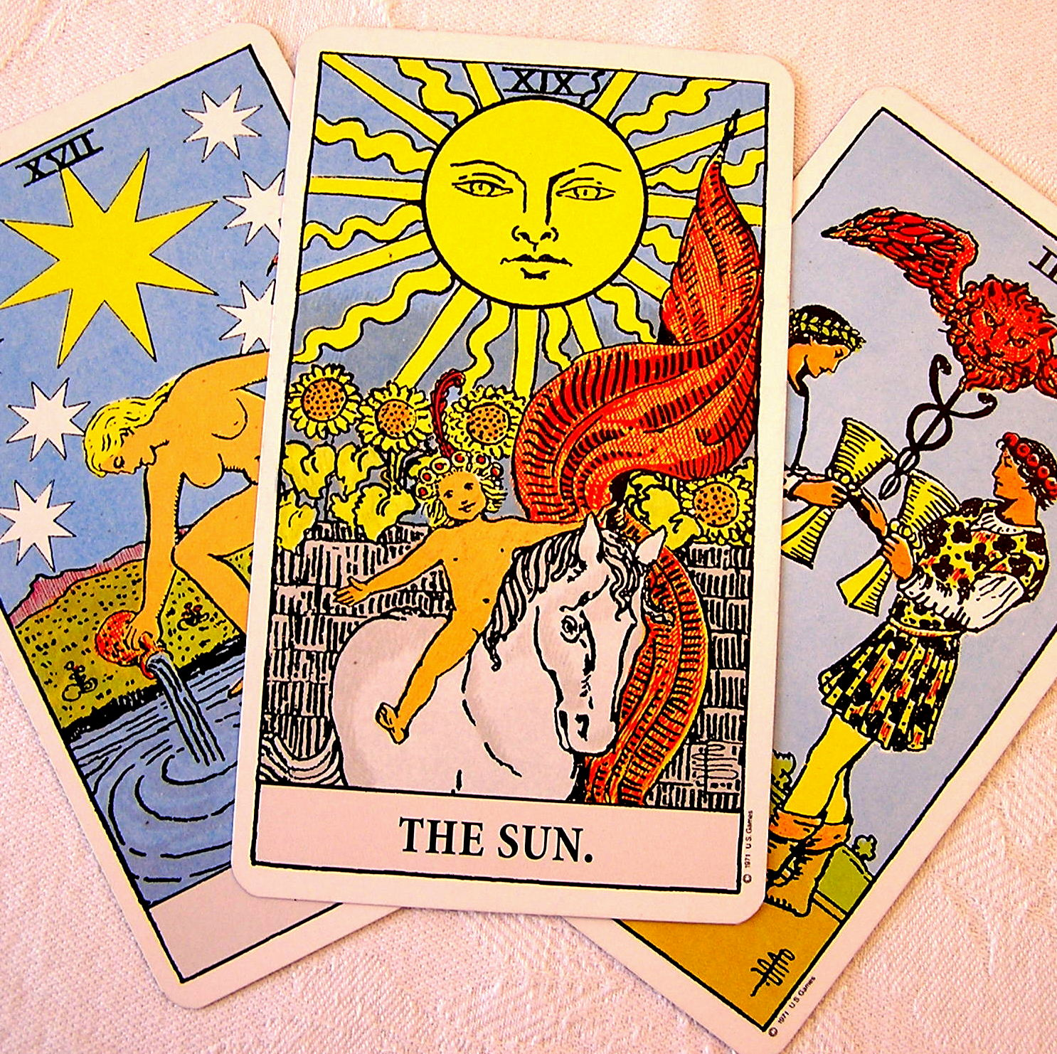 Learning to Read Tarot Cards