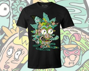morty t shirt