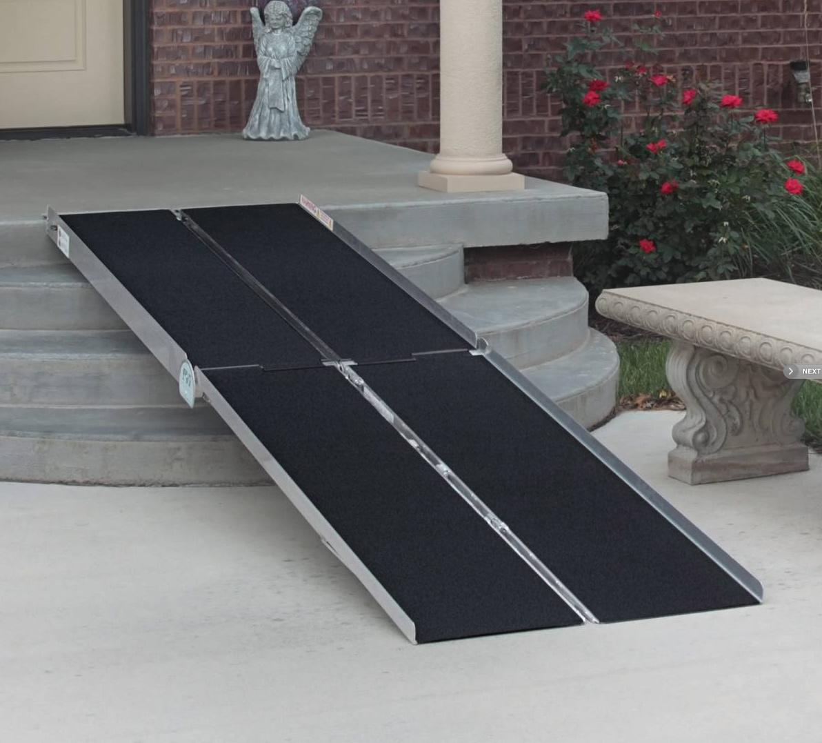 Skateboarding ramps