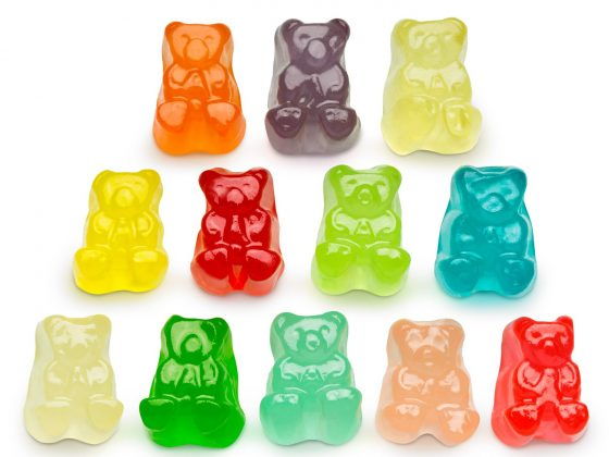 select CBD gummies