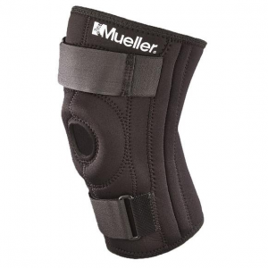 Neoprene Knee Braces Provide Injury Protection For Softball Players