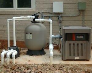swimming pool heating engineers