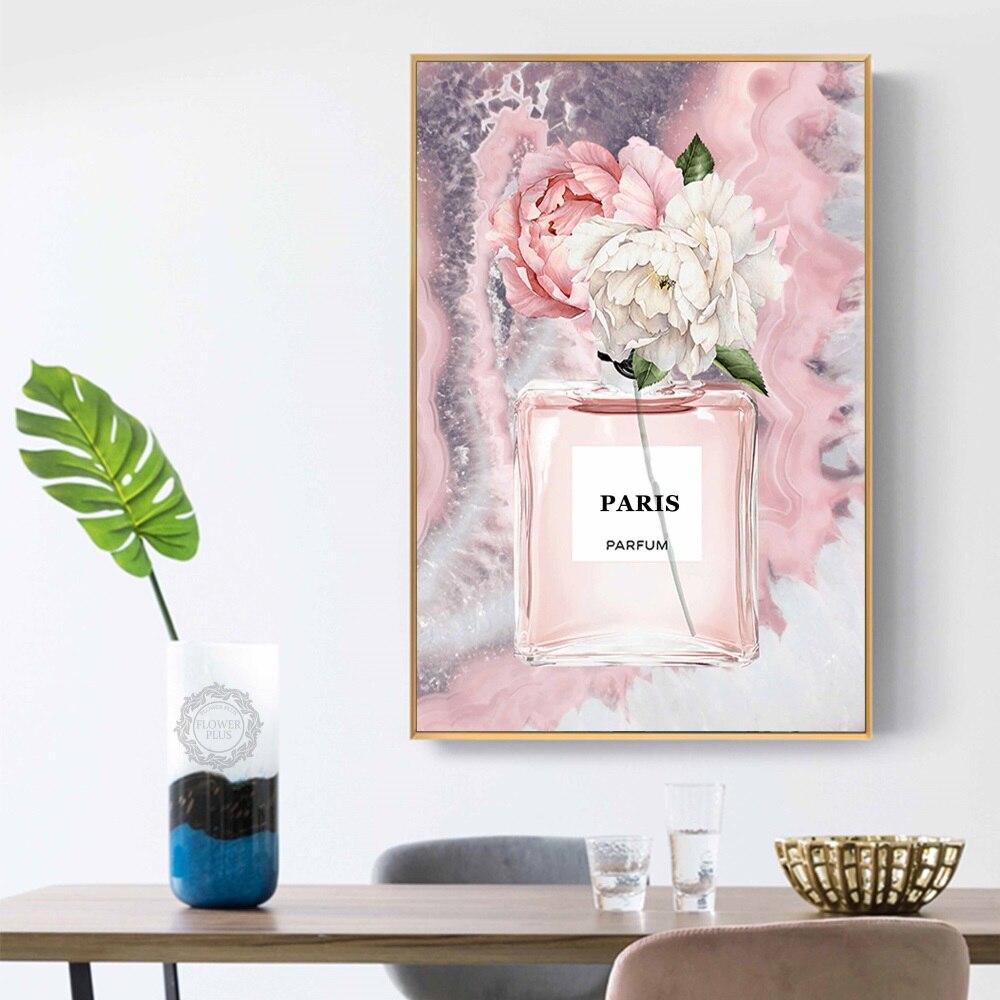 Design perfume bottle art
