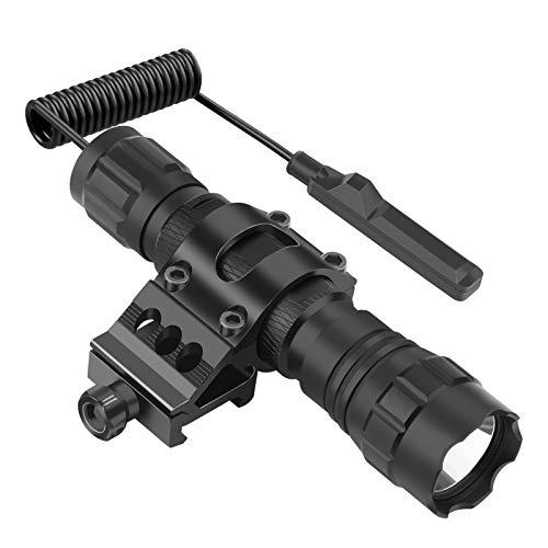 gun mounted light